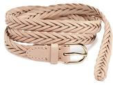 Old Navy Braided Skinny Belt for Women