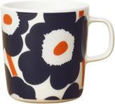 Marimekko Unikko Mug Grey/Coral - 250ml