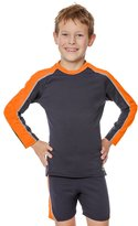Nozone Clothing Company Nozone Laguna Sun Protective Boy's Two Piece Swimsuit in