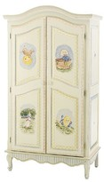The Well Appointed House Nursery Rhymes II French Full Door Armoire