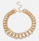 Avenue Linked Chain Collar Necklace