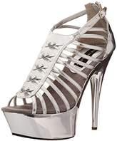 The Highest Heel Women's Amber-561 Platform Sandal