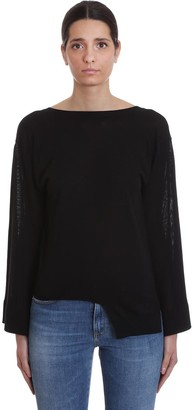 Mauro Grifoni Blouse In Black Cotton