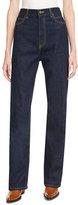 Calvin Klein Five-Pocket Denim Jeans
