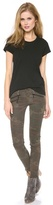 Rag and Bone RBW 23 Leather Camo Pants