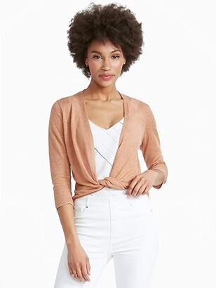 Nic+Zoe Four-Way Cardigan (Poppy) Women's Sweater