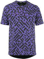 Nike graphic print T-shirt - men - Cotton/Polyester - S