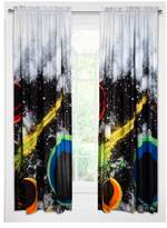 """Crayola Out Of This World Curtain Panel (50""""x84"""")"""