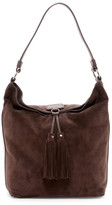 Frye Clara Suede Leather Hobo