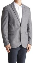 Shades of Grey Two Button Blazer