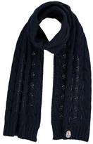Moncler Plaited Scarf