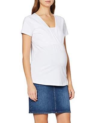Esprit Women's Nursing Ss Maternity T-Shirt,(Size: Small)