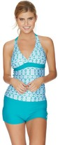 Next Yoga Groove Superwoman Wrap Tankini Top
