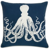 Thomaspaul - Octopus Denim Outdoor Pillow
