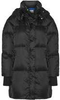 By Malene Birger Tumelo Quilted-shell Down Coat - Black