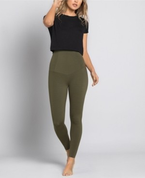 Leonisa Extra High Waisted Firm Compression Legging