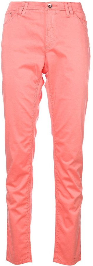 Armani Jeans Straight Jeans