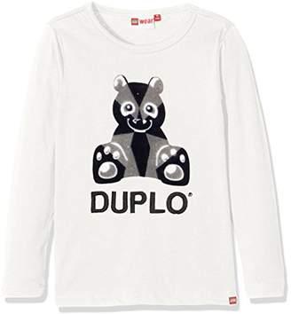 92, Red LEGO Duplo Texas 601 Tshirt