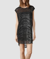 AllSaints Swathe Dress
