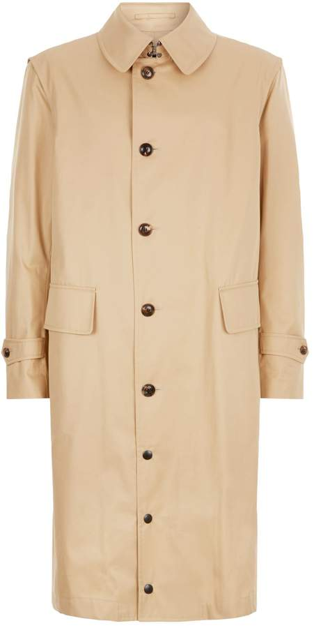Grenfell Cranbourne Cotton Coat
