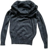 Designers Remix Grey Wool Knitwear for Women