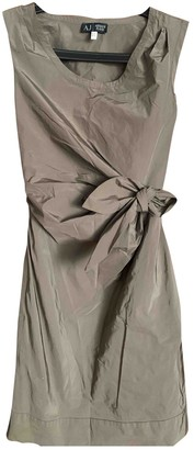 Armani Jeans Grey Dress for Women