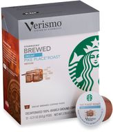 Starbucks VerismoTM 12-Count Decaf Pike Place® Roast Brewed Coffee Pods