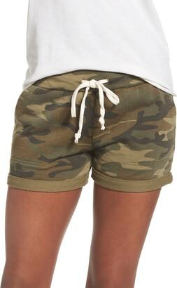 Alternative Camo Lounge Shorts
