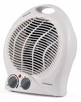 Westinghouse WHD101W1500 Watt New Desk Top Heater, White