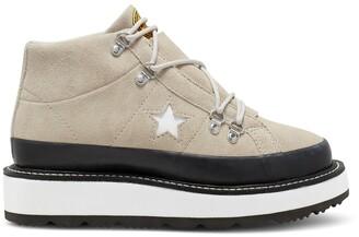 Converse One Star Platform Boots
