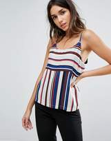 Selected Striped Cami