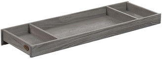 Ezra Changer Topper - Graphite Gray - M Design Village - frame, graphite gray; hardware, bronze