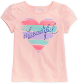 Disney Epic Threads Mix and Match #Beautiful Graphic-Print T-Shirt. Toddler & Little Girls (2T-6X), Only At Macy's