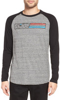 Eleven Paris ELEVENPARIS G.I. Joe(R) Graphic Raglan Baseball T-Shirt