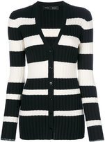 Proenza Schouler v-neck cardigan - women - Silk/Cashmere/Wool - S