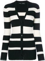 Proenza Schouler v-neck cardigan - women - Silk/Cashmere/Wool - XS