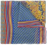 A Peace Treaty striped scarf