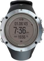 Suunto Men's Ambit 3 SS020676000 Black Rubber Quartz Watch