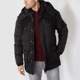 PETROL INDUSTRIES Quilted Hooded Padded Jacket