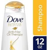 Dove Nutritive Solutions Shampoo Anti-Frizz Oil Therapy