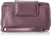 Buxton Rfid Cell Phone Wristlet Wallet
