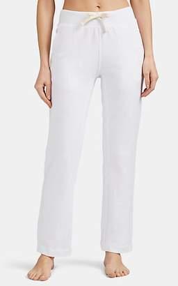 Electric & Rose Women's Sedona Fleece Sweatpants - White