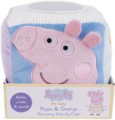 Peppa Pig for Baby Activity Cube