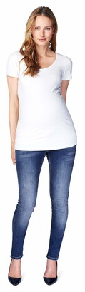 Noppies Women's Tee Round Neck Ss Amsterdam Maternity T-Shirt