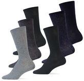 Ralph Lauren 6-Pack Rib Polo Trouser Socks
