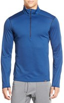 Patagonia 'Capilene ® Midweight' Base Layer Half Zip T-Shirt