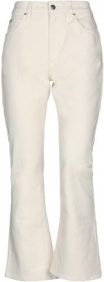 ALEXACHUNG Denim pants - Item 42770165RF