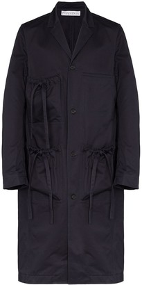 J.W.Anderson Multi-Pocket Mid-Length Overcoat