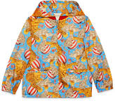 Gucci Children's circus print nylon jacket