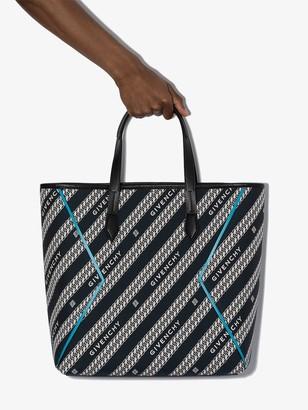 Givenchy Chains logo tote bag